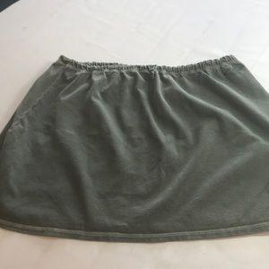 DKNY active women's skirt size xl